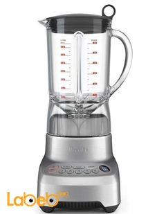 Breville Blender 1200W - silver color - model BBL605