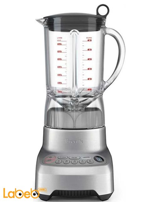 Breville Blender 1200W silver color model BBL605