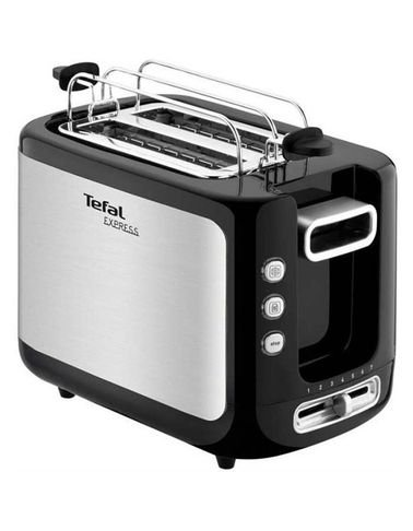 Tefal New Express 2 Slots Electric Toaster 850W model TT365027