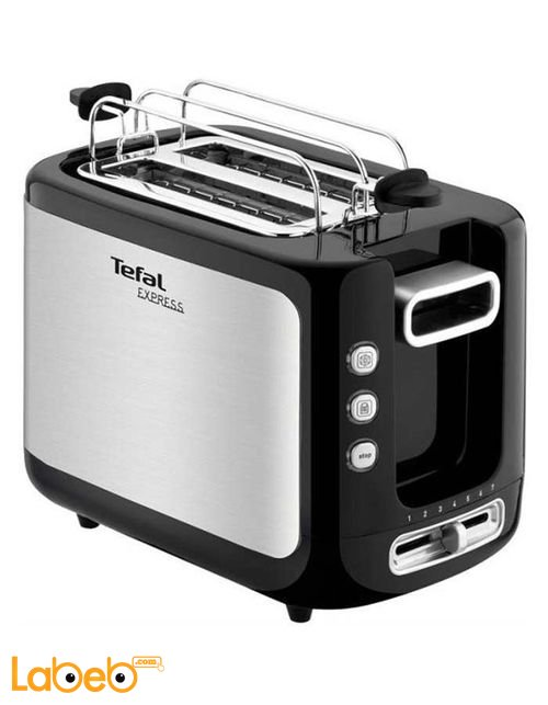 Tefal New Express 2 Slots Electric Toaster 850W model TT365027
