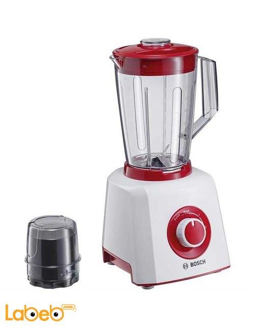 Bosch Liquidiser & Blender White/Red model MMB12P4RGB