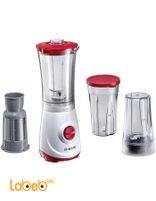Bosch Liquidiser & Blender 350W White/Red model MMBM1P6RGB
