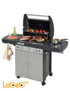 Campingaz BBQ 3-Series Classic LS Plus Grill - model 2000015639