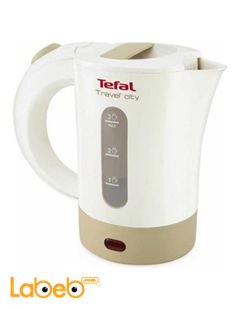 Tefal Electric Kettle 650W 500ml - White - model KO120127