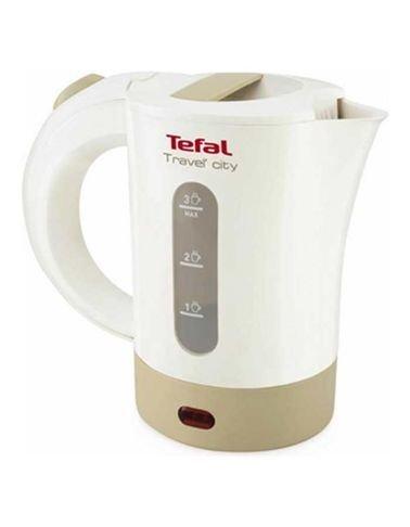 غلاية الماء تيفال الإلكترونية 650 واط 500 ملي  أبيض KO120127