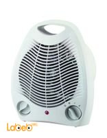 Wansa 500W Electric Fan Heater Stainless Steel model AE-3001