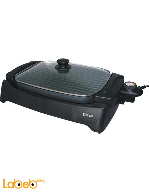 Wansa Reversible Grill 2000 Watt model TO-0201