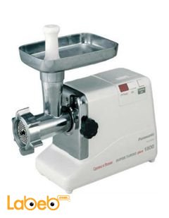 Panasonic Meat Mincer 1800 Watt - model MK-G1800PWTH
