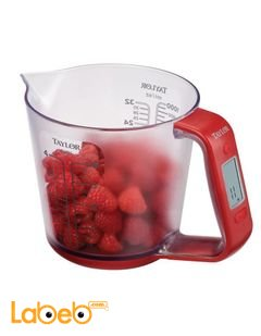 Taylor 3890 Digital Measuring Cup and Scale - model DIGITAL-JUG
