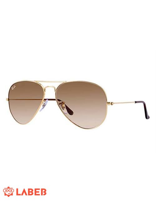 559d096b263 Ray ban sunglasses Gold frame Brown lenses RB 3025
