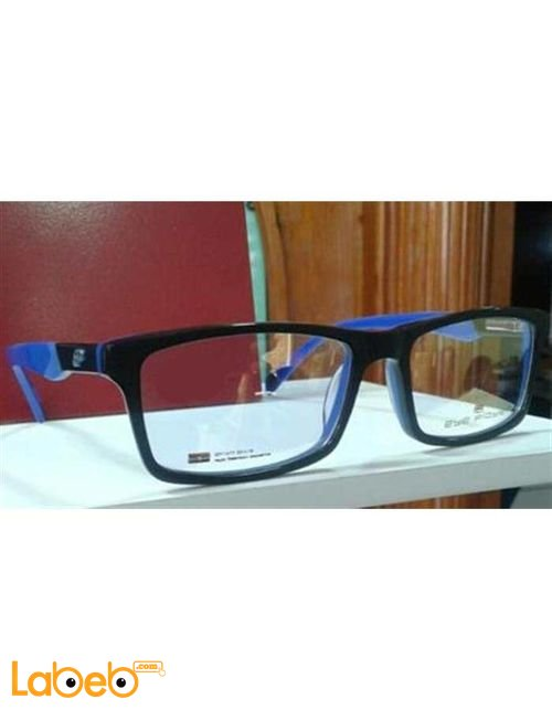 Copy despada eyeglasses blue frame transparent lenses Ep1477 C1