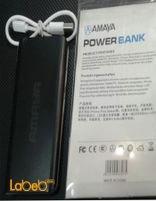Amaya Power bank 20000mAh 5 charges black color