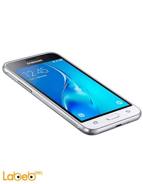جانب جلاكسي (2016) J1 أبيض 8GB