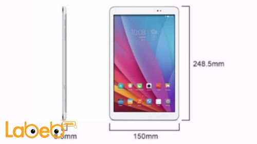 Huawei Media pad T1 10 tablet 16GB 4G LTE 9.6inch white