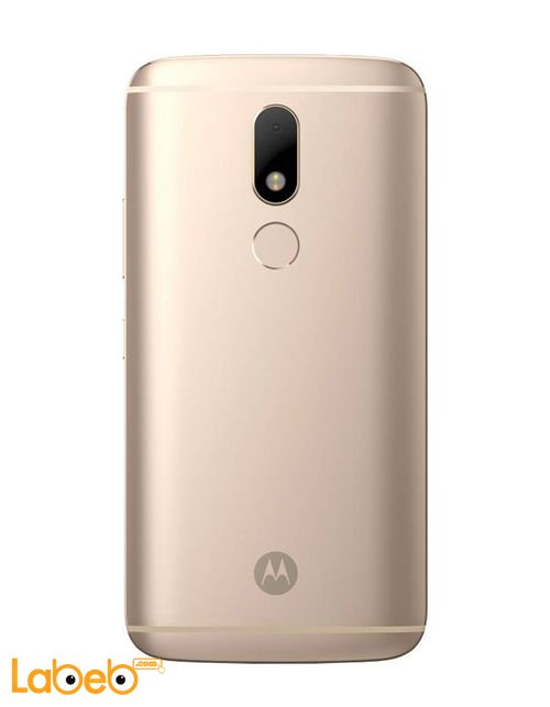 Motorola Moto M smartphone back 32GB 5.5 inch Gold color