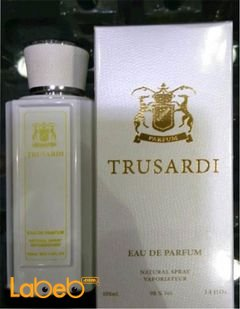 Trusadi perfume - for women - 100ml - Concentration 85% - White