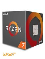 in box view AMD Ryzen 7 1700X Processor 3.4 GHz Ryzen 7 1700X Model