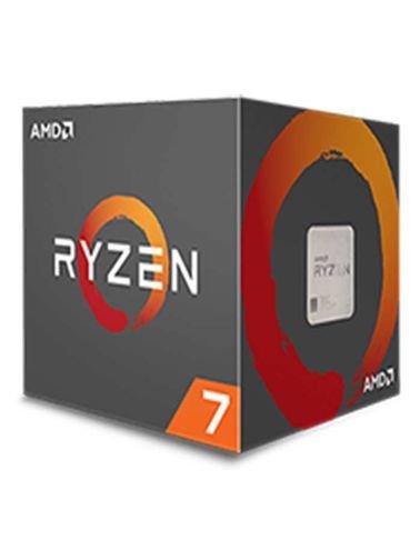وحدة معالجة رايزن 7 من AMD - تردد 3.4 جيجاهيرتز - موديل Ryzen 7 1700X