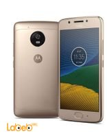 Moto G5 Smartphone 16GB 5 inch Gold Colour