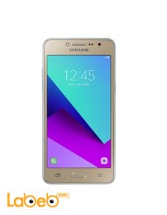 Galaxy Grand Prime+ Smartphone - 8GB - 5inch - Gold - SM-G532F