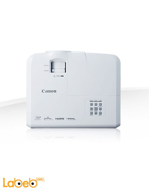 Canon Projector 3200 lumens up to 6000h HDMI port LV-X320