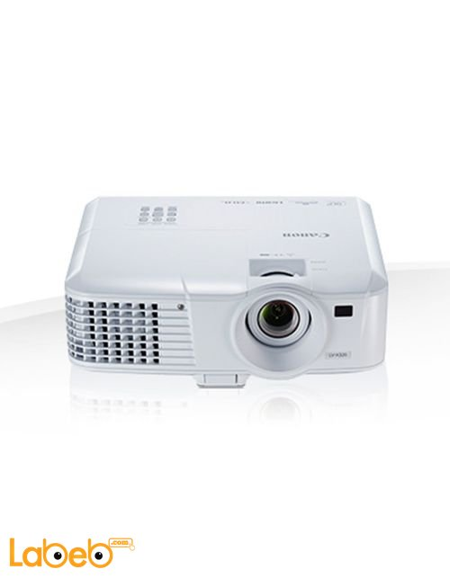 Canon Projector 3200 lumens up to 6000h HDMI port LV-X320 model