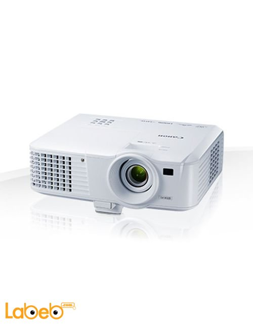 Canon Projector 3200 lumens up to 6000h HDMI port white LV-X320