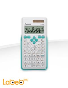 Canon calculator - Up to 16 digit - 2-line LCD display - F-715SG