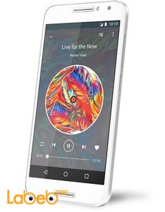 Alcatel A3 smartphone - 16GB - 5inch - White color