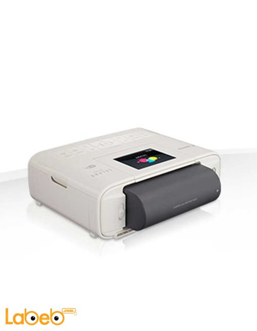 Canon Wirelees Photo Printer White Colour Selphy CP1200 Model