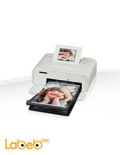 Canon Wirelees Photo Printer - White Colour - Selphy CP1200 Model