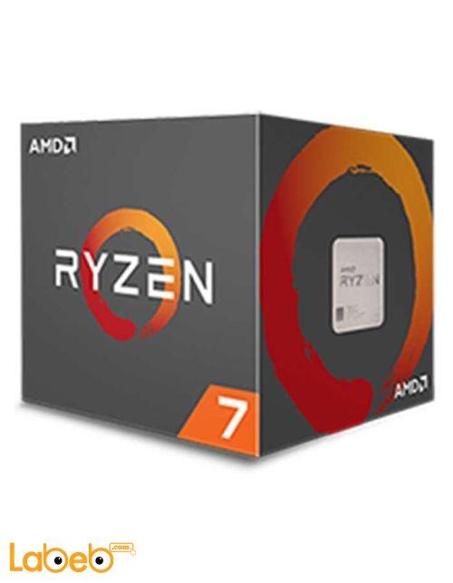وحدة معالجة رايزن 7 من AMD تردد 3.6 جيجاهيرتز موديل Ryzen 7 1800X