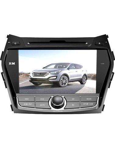 Roadmaster Car Screen - 8 inch - 1080 p - Black - C-381 HYF Model