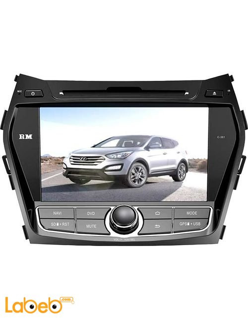 Roadmaster Car Screen 8inch 1080p Black C-381 HYF Model
