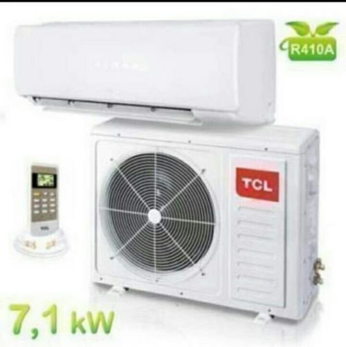 TCL split Air Conditioner 1 ton White color TAC-12CHSA/JEL