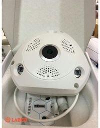 كاميرا 360 درجة تحكم من الموبايل واي فاي vr360-p5