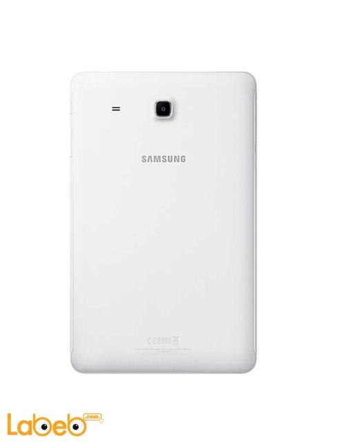 تابلت سامسونج جلاكسي TAB E ذاكرة 8 جيجابايت لون أبيض SM-T560