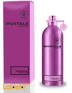 عطر روزيز مسك Montale - سعة 100 مل - للنساء - بنفسجي