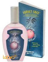 Sunset Cafe Cherry Bombe Perfume 100ml for Unisex kids