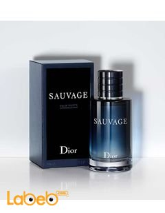 Dior Perfume - Suitable For men - 100 ml - SAUVAGE Model