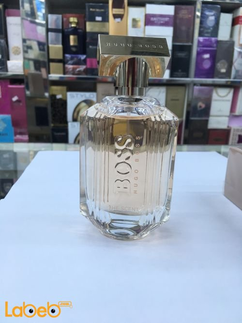 Hugo Boss Perfume Suitable For Women 100ml Pink Color