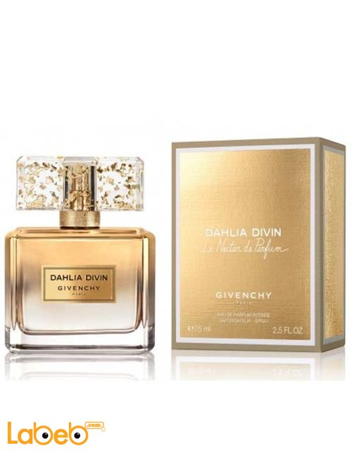 Givenchy Perfume Suitable For Women 75ml Gold Color