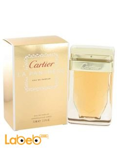 Cartier Perfume - Suitable For Women - 75ml - Gold Color
