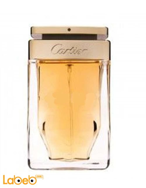 Cartier Perfume Suitable For Women 75ml Gold Color