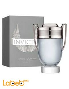 Invictus Parfum - for men - 100ml - French - Paco Rabanne