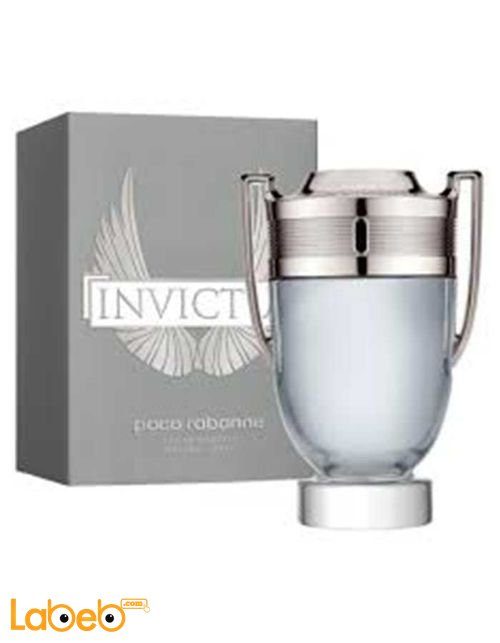 Invictus Parfum for men 100ml French Paco Rabanne