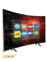 NIKAI Full HD Smart Curved LED TV 50 inch Black NTV5000CSLED