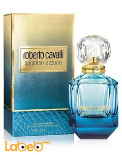 ROBERTO CAVALLI Parfum - for women - 75ml - Paradiso Azzurro model