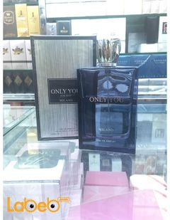 Milano Only you Perfume - Suitable for men - 100ml