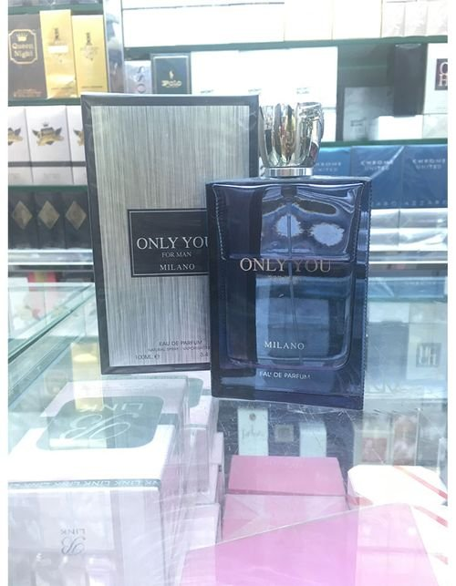 Milano Only you Perfume Suitable for men 100ml